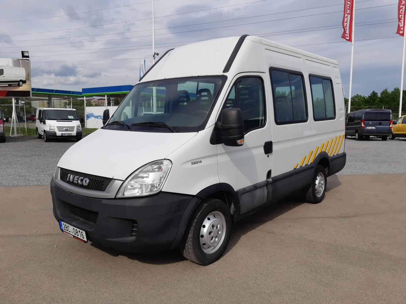 Iveco Daily 35S14 9-MÍST