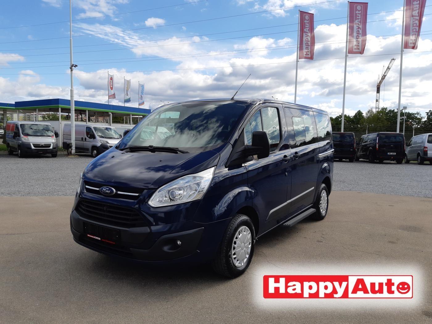 Ford Tourneo Custom 2.2 TDCI 114kW 9-MÍST