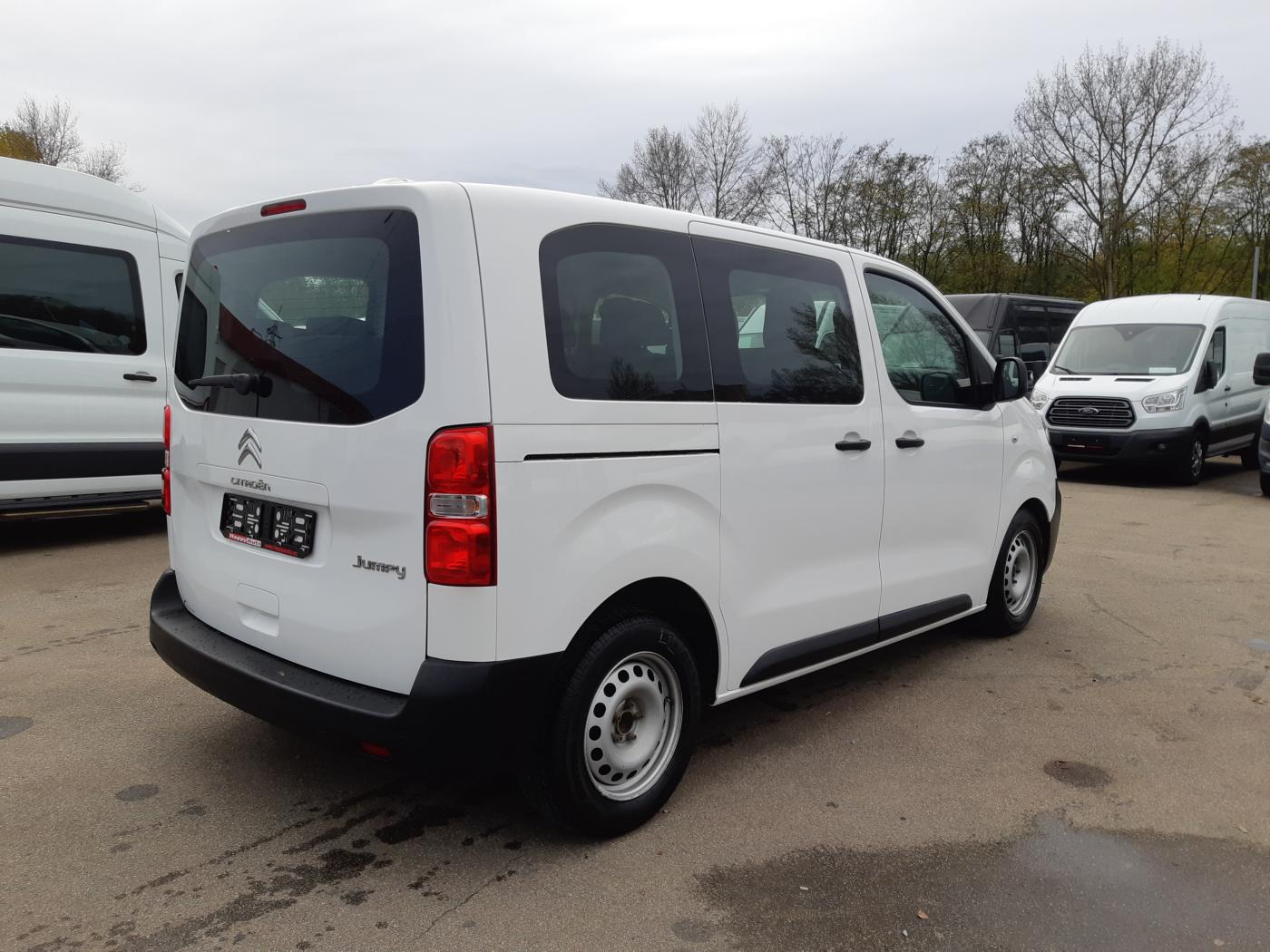 Citroën Jumpy Space Tourer 1.6 HDI