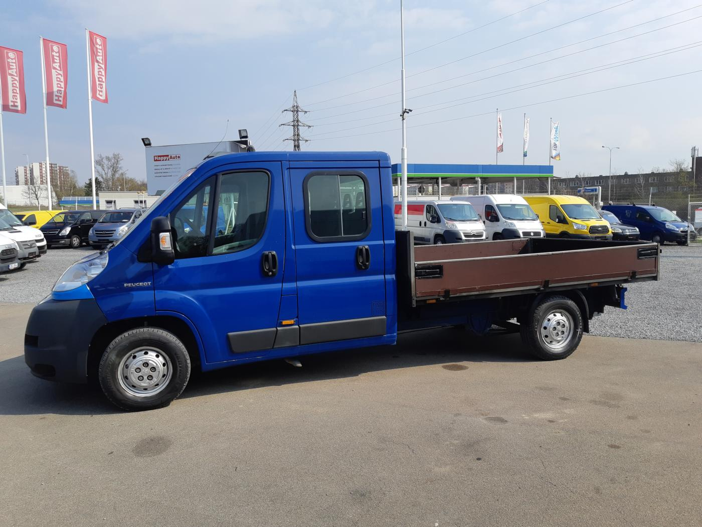 Peugeot Boxer 2.2 HDi 88kW DOUBLECAB VALNÍK