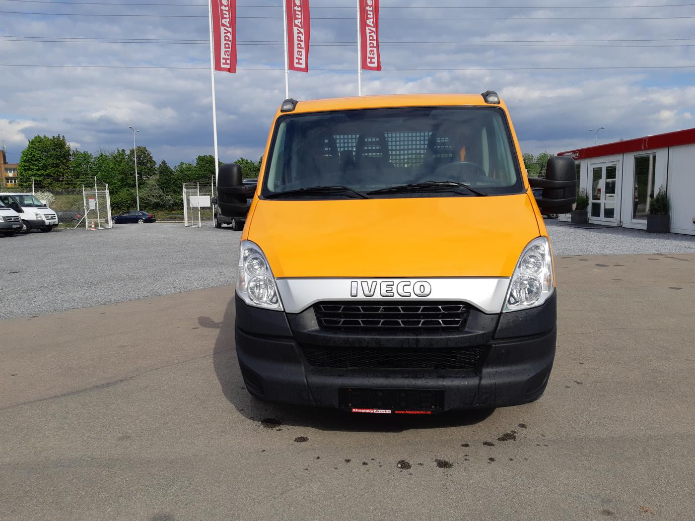 Iveco Daily 35S13 DOUBLE CAB VALNÍK